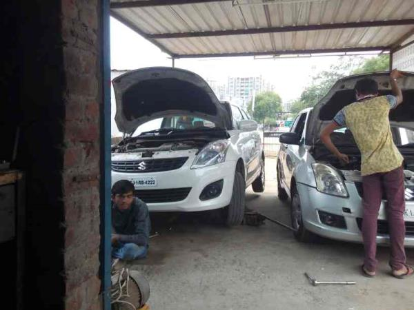 we are car service provider in bopal in Ahmedabad  - by Patidar Motors, Ahmedabad