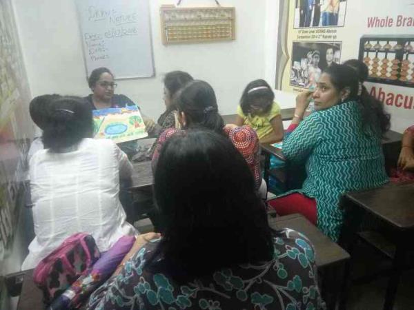 Free Metaphor testing by Abnash Kaur Khalsa at braindna Dmit Mumbai  - by Braindna Dmit Mumbai, Mumbai