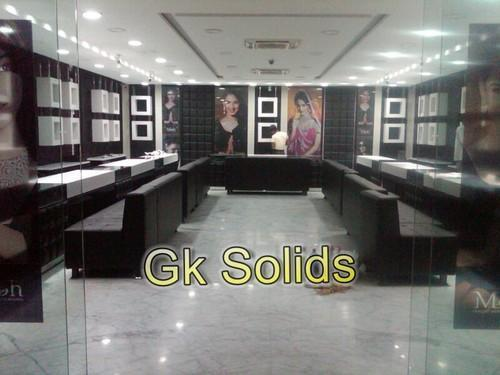 "Corian Lighting Solid Surface  We are instrumental in trading Corian Sink, which is made from high quality of raw materials in sophisticated manufacturing facility. The offered Corian Counter is ideal for offices and hotels. It is remarkabl - by ""G. K. Solids"", Ahmedabad"