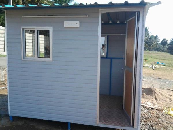 Security Cabins  Manufacturers.    - by R2 Associates, Coimbatore