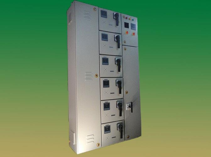 Power Distribution Panel Our company is highly esteemed firm known for offering Power Distribution Panel to the clients. Offered range has wide applications in heavy duty industries for proper distribution of power and to protect electrical - by Next Gen Power, Ahmedabad