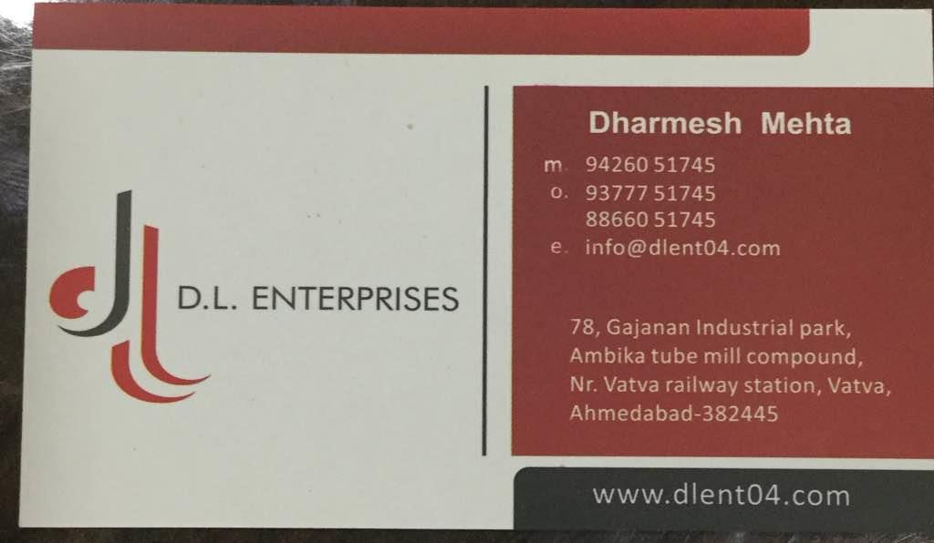 Plz contact for Led Bulbs, Street Lights and all kind of led lights in Ahmedabad.  We believe in best quality material and also provide best product  - by D.L. ENTERPRISE ,  Ahmedabad
