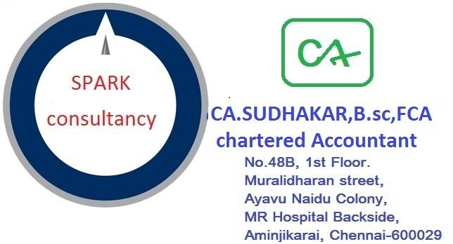 We are a leading service provider for the Taxation Service. - by SUDHAKAR CHARTERED ACCOUNTANT, Chennai