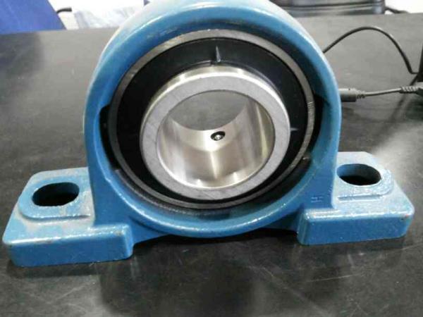 we are manufacturers of pillow block bearing in rajkot.  - by Megha Bearing Co., Rajkot