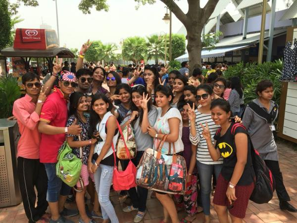 Delhi educational trip - by Gurukulinstitution, Jaipur