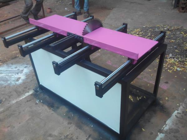 We Are Leading Manufacturer Wood Working Machinery In Ahmedabad - by VAIBHAVLAXMI INDUSTRIES, Ahmedabad