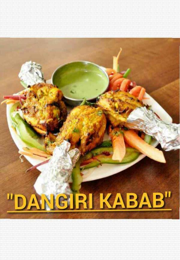 """DANGIRI KABAB"" - by Hotel Aachis 9443676586, Dindigul"