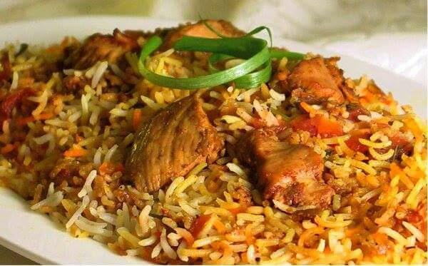 """""""CHICKEN FRIED RICE"""" - by Hotel Aachis 9443676586, Dindigul"""