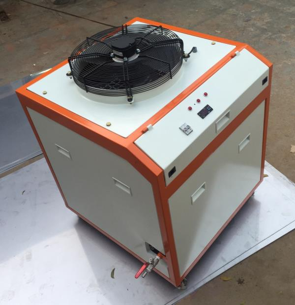 Air cooled Water chillers  Energy Efficient,  Silent operation Eco Friendly Efficient Service back up round the clock - by Vanguard Cool Tech Engineers, Hyderabad
