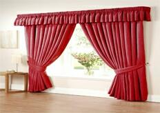 we are able  supply a wide range of Curtains. These are available in variety of colors, design, patterns and texture. Our range is made using excellent quality polyester, silk, cotton and linen that is tested on various quality parameters b - by Skyline Marketting, Chennai