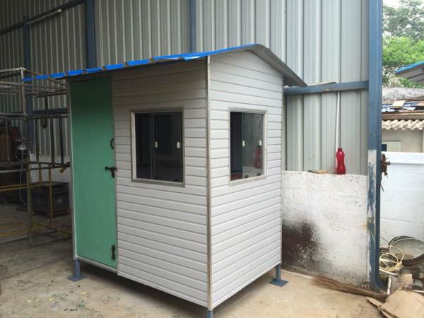 Security cabins  - by R2 Associates, Coimbatore