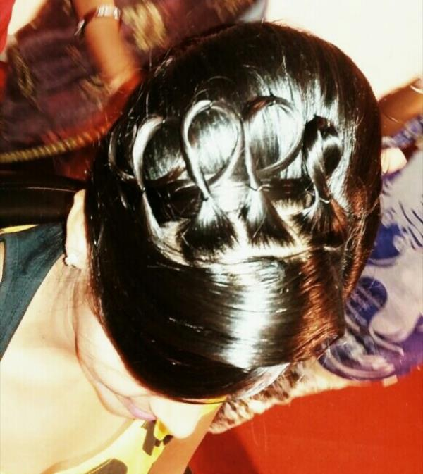 Latest hairstyle - by Amrita Beauty & Spa, Kota