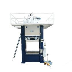 Hydraulic H Type Press iPan Machineries are instrumental in providing our IP CP Series to our clients  at a comprehensive range of Hydraulic 'C' Frame Press. These are fitted with easy accessible controls to increase output and efficiency  - by iPan Machineries India Pvt Ltd, Ahmedabad