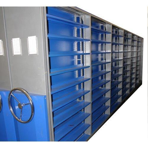 We are Manufacturer Compactor Storage System, Compactor Storage Units, Compactor Storage Systems.Mobile Storage Compactor Systems in Mahim  - by M/s ROLEX (INDIA) ENGINEERING CO., Mumbai