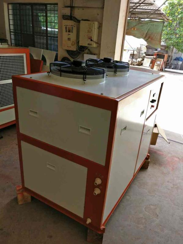 vanguard air cooled chiller   - by Vanguard Cool Tech Engineers, Hyderabad