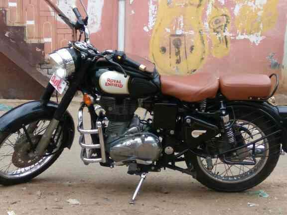owner bike - by ivanthaversons, Madurai
