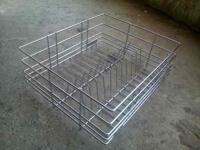 we are best manufacturing and supplying of SS Kitchen Baskets with superior quality in rajkot. - by YASH KITCHENWARE, Rajkot