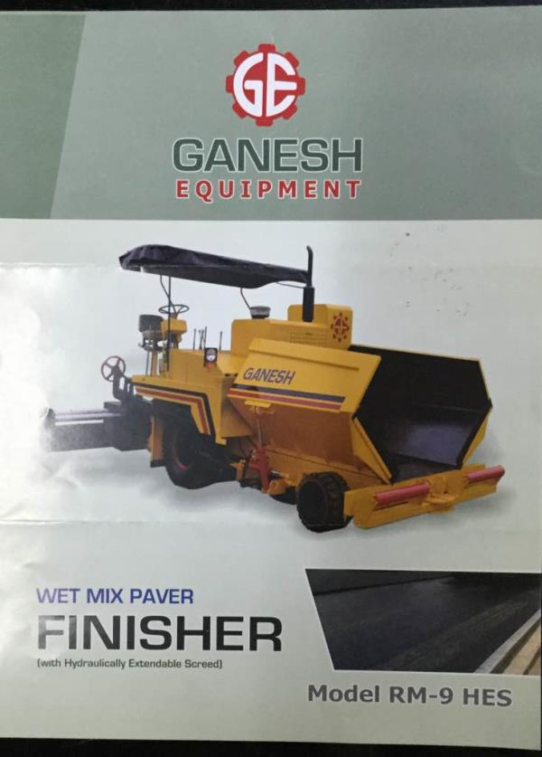 We have wide range of products in Riad construction machinery and their parts like asphalt batch mix plant, Paver finisher machine, sprockets, gear box, Rollers etc - by KISHAN ENTERPRISE, Ahmedabad