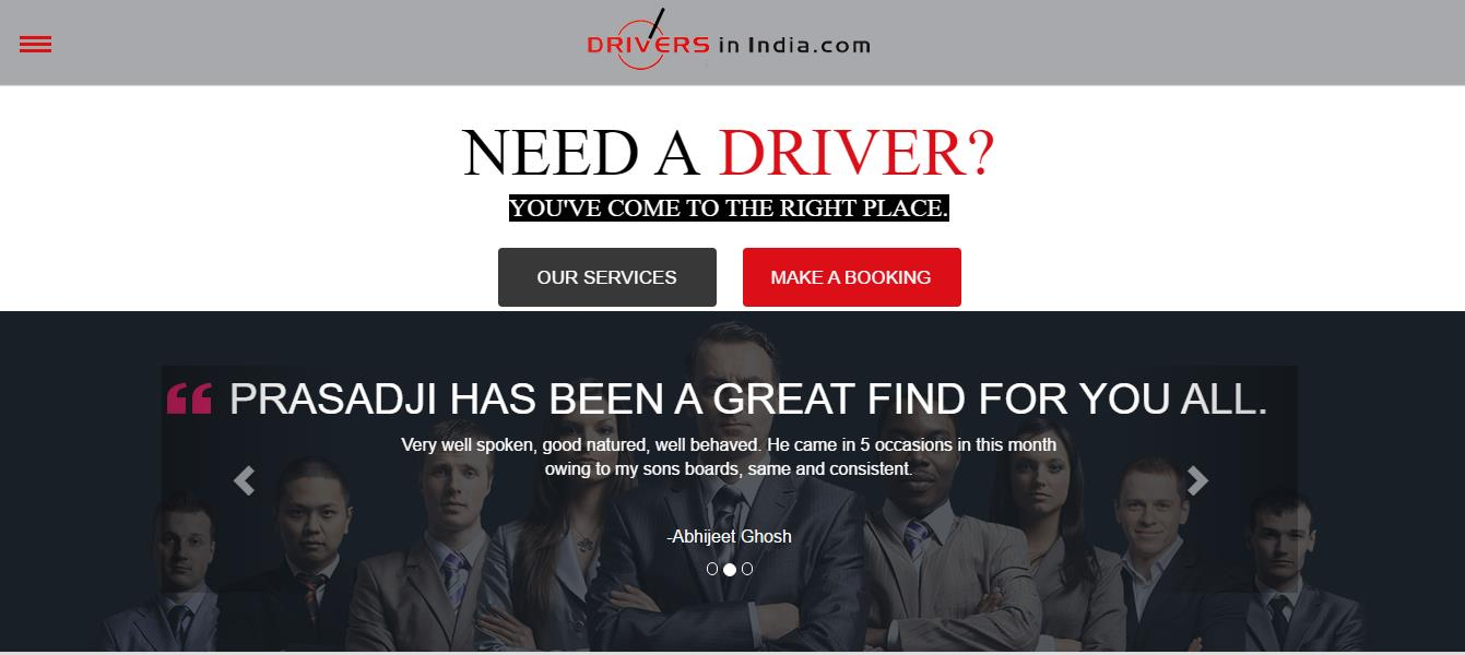 PERMANENT DRIVER SERVICE in Khar West Mumbai is provided by Drivers in India.  driversinindia.com is one of the most awesome things ever. An on demand driver service that is reliable, professional, safe, easy and affordable. You have a grea - by Drivers In India, Mumbai