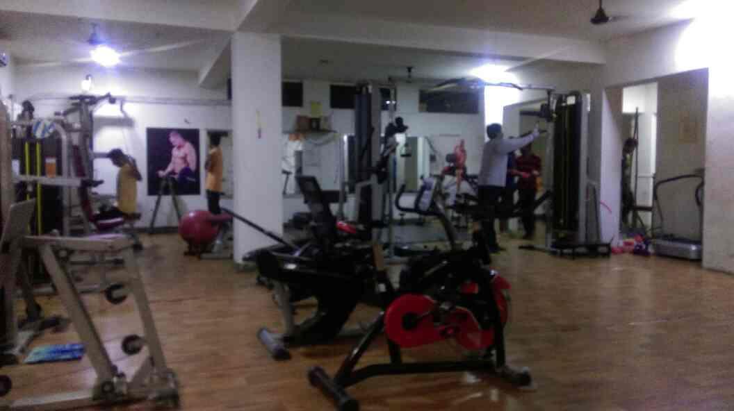 Health & fitness Gym in mansarovar jaipur - by MY GYM JPR, Jaipur