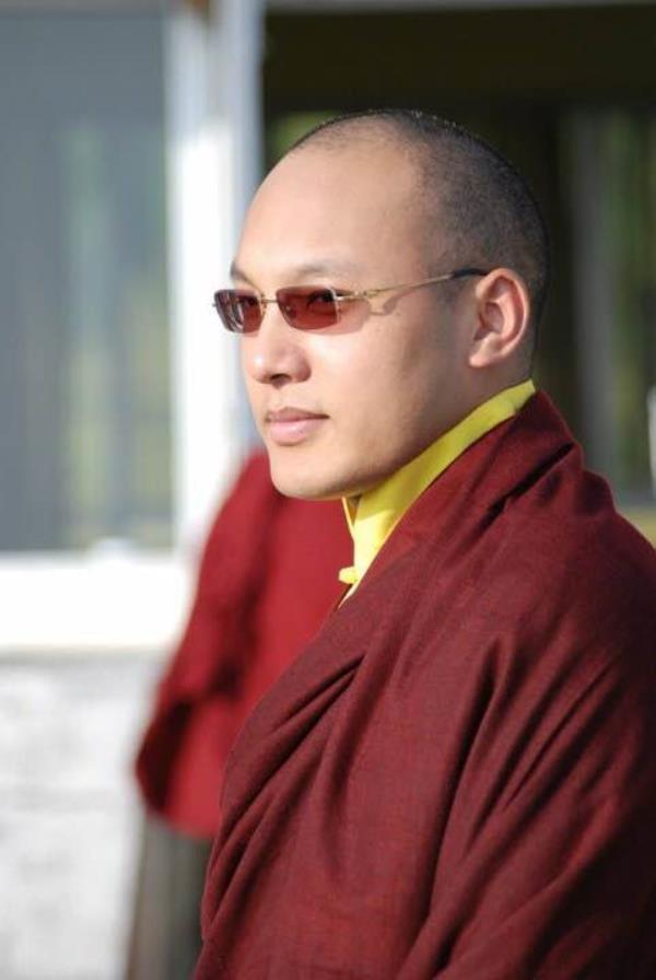 Karmapa - by Omsoti, Khandwa