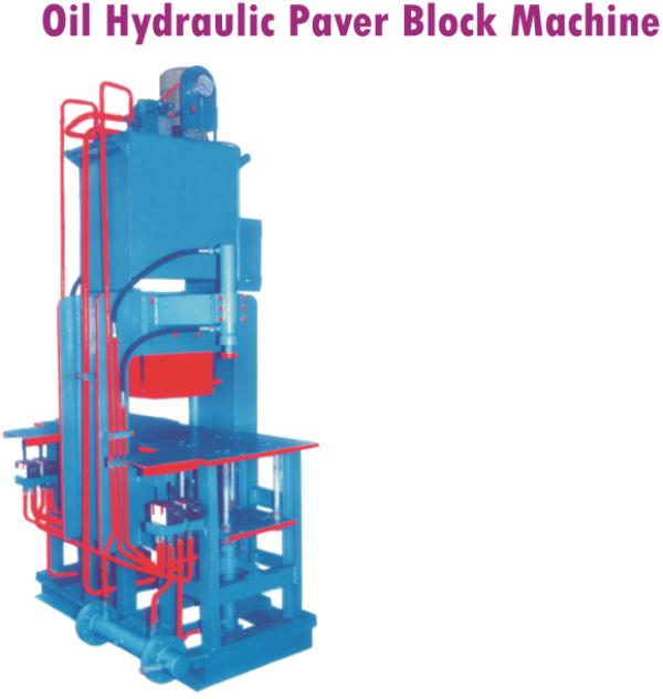 We are Leading Manufacturers and suppliers of Oil Hydraulics Paver block Machine In Morbi, - by Darshan Machine Tools, Panchasar Road, Moon Nagar, Behind Geeta Oil Mill Morbi