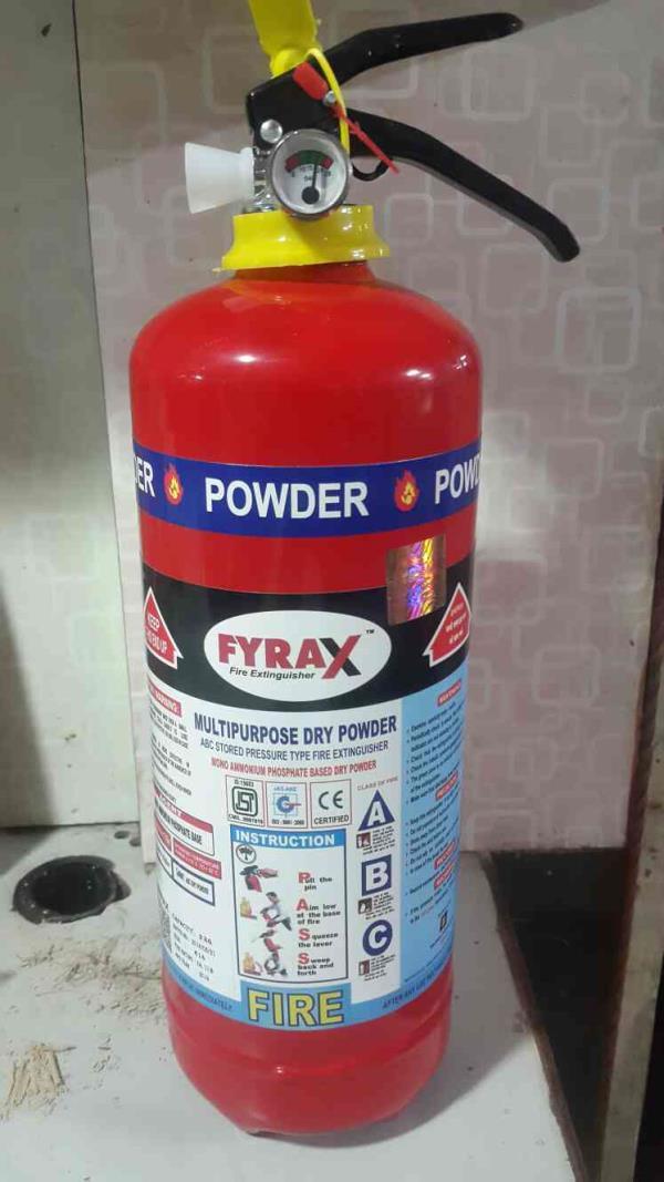 Fire Extinguisher Dealer In Kolkata - by RAJPATI  ENTERPRISE, Kolkata