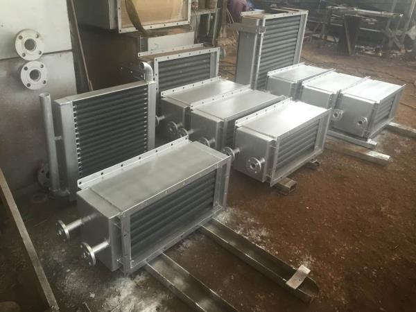 Heaters for Lamination machines We are manufacturers of thermic oil heaters For individual dryer chambers. Our heater are designed and manufactured So technically that it gives best efficiency. Due to this you can run machine at higher spee - by MARK ENGINEERS, Ahmedabad