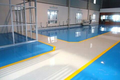Industrial Epoxy Flooring In Chennai   - by Mpr Technique (India) Pvt Ltd, Chennai