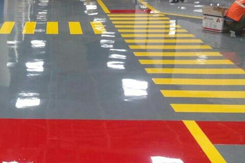 Zebra Crossing Flooring In Chennai - by Mpr Technique (India) Pvt Ltd, Chennai