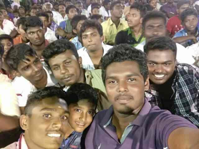 festival enjoyment  - by ivanthaversons, Madurai