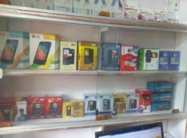 best electronic shop in mahend ghazipur. - by Ehasan Mobile World, Varanasi
