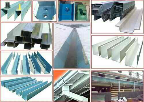 Jayraj composite industry are a leading manufacturer of FRP industrial rain water gutter. We are located in Vadodara, Gujarat.   We are a leading supplier of FRP industrial rain water gutter in Ahmedabad, Gujarat. - by Jayraj composite Industry, Vadodara