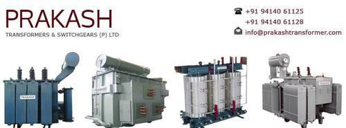 Prakash Transformer is a leading manufacturer of Transformer & Switch gears. Our Products are.. 1 Power Transformers 2 Dry Transformers 3 Distribution Transformers 4 High Voltage Transformers 5  Single Phase Transformers - by Prakash Transformer & Switchgears, Jaipur