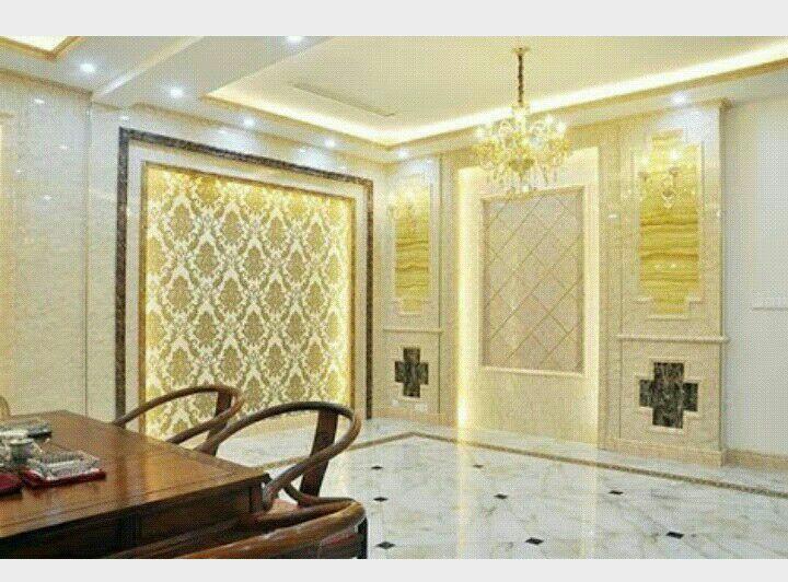 Imitation Marble sheets  pvc, UV coated  size 8x4 ft  - by Dreams International, New Delhi