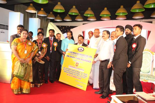 No.1 Hotel Management College in Tamilnadu  It was indeed a great pleasure for the students of Chennais Amirta who had the Honorable Governor of Tamil Nadu, His Excellency Dr K Rosaiah as the Chief Guest release the souvenir marking the pla - by Chennais Amirta - Best Hotel Management Institute, chennai