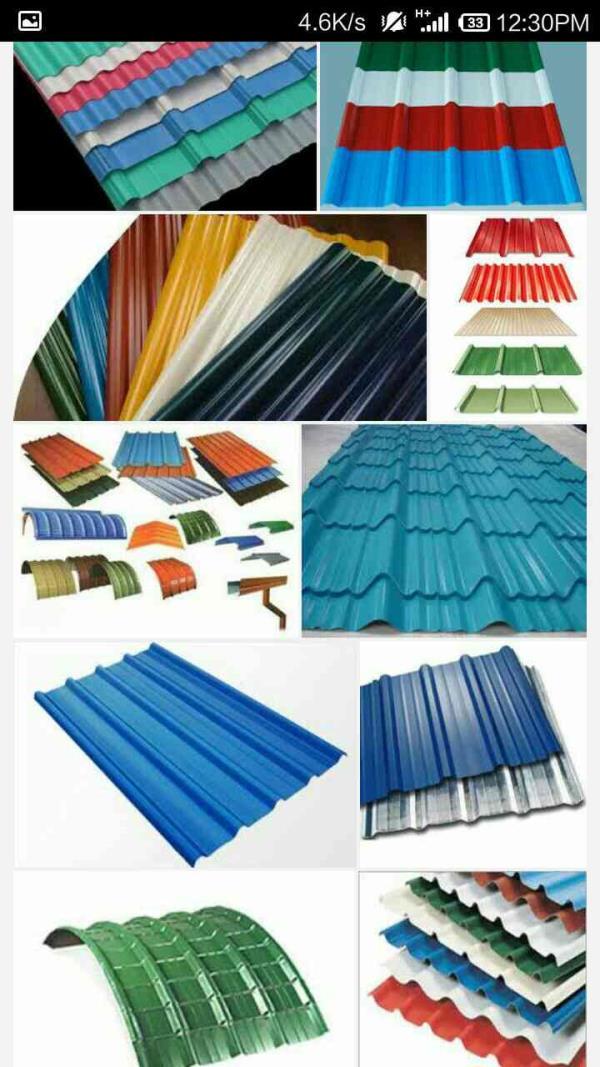 SREE MOOKAMBIKA HARDWARES Roofing Sheets Manufacturer in Palakkad   - by SREE MOOKAMBIKA TRADERS, Kozhijampara, Palakkad - Kerala