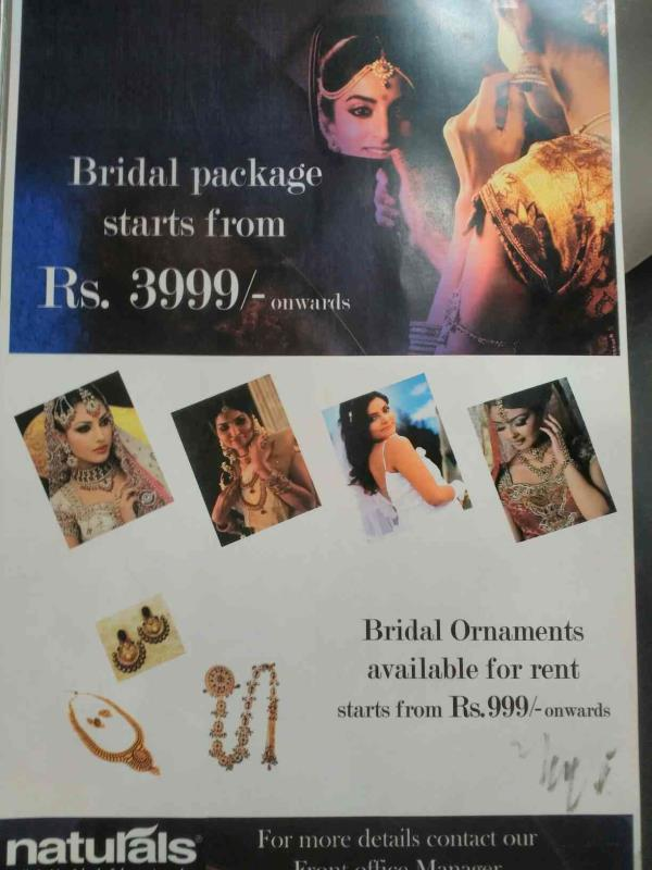 we are the Best Bridal expert in Thillainagar  - by Saisha Agency, Trichy