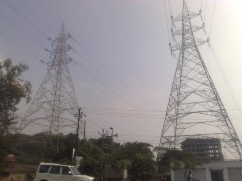 Transmission Line Survey  - by Panacea Radicals, Pune
