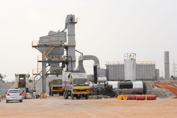Vibrant Construction Equipments is the leading manufacturer of Asphalt Batch Mix Plant in Telangana. We supply plants all over India. We take care of complete installation of the plant. - by Vibrant Construction Equipments, Hyderabad