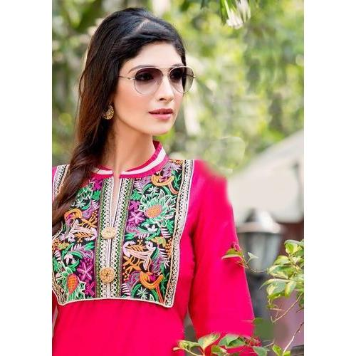 We are manufacturer of Cotton Salwar Suit in  Ahmedabad. We are manufacturer of Printed Kurtis in Ahmedabad.  - by Sara Creation, Ahmedabad