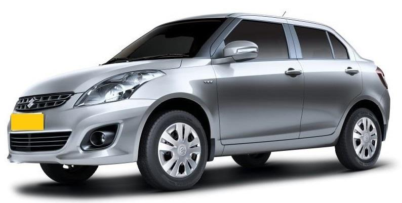Sedan car's for rent, Taxi services, city use, local & outstation contact for best services rates - by GET SET GO TRAVELS, Visakhapatnam
