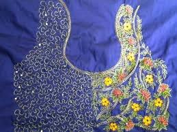 we are the best pattern blouse designer in Chennai  - by Blush Studios, Chennai