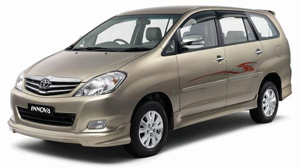 Innova car's for rent, Taxi services, city use, local & outstation contact for best services rates - by GET SET GO TRAVELS, Visakhapatnam
