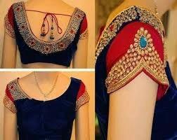 we are the best blouse studio's in Pallikaranai  - by Blush Studios, Chennai