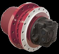 Transit Mixer Gear Box Pump & Motors  High pressure axial piston pumps for closed loop are specifically designed by our principals to be used on heavy duty machines for traction and auxiliary functions, providing efficiency and durability.  - by Suyojan Hydraulic Motors, Mumbai