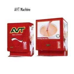AVT  Distributers of coffee machine and premixes. AVT vending machines provide consumers an opportunity to have their favourite tea and coffee outside of home.   - by Royal Blend, Chennai