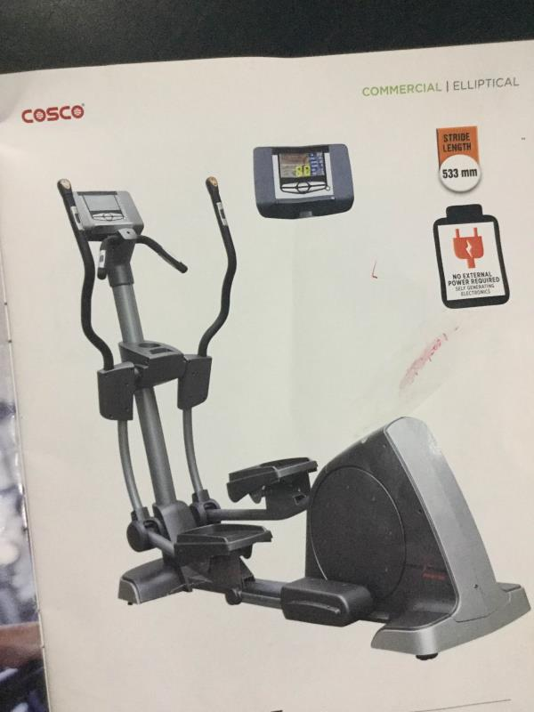 Cross trainer and gym equipment  - by Calibar Gym Equipment, Ahmedabad