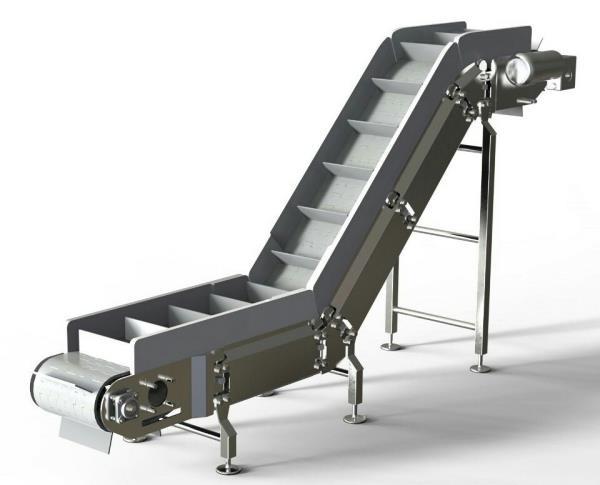 incline conveyor manufecturer in noida delhi  - by Macaroni Pasta Machine Manufecturer, New Delhi