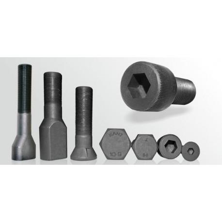 """Manufacturer Of Precision Machined/Turned Components In Thane  Condition  New  Technical Details:  Metric Series ø M20 – M64, Inch Series ø 5/8"""" – 2 1/2"""" Length Metric Series M 80 to M650, Inch Series 3 1/2"""" – 26"""" (longer length can be made) Property class / Grade: as per requirements."""